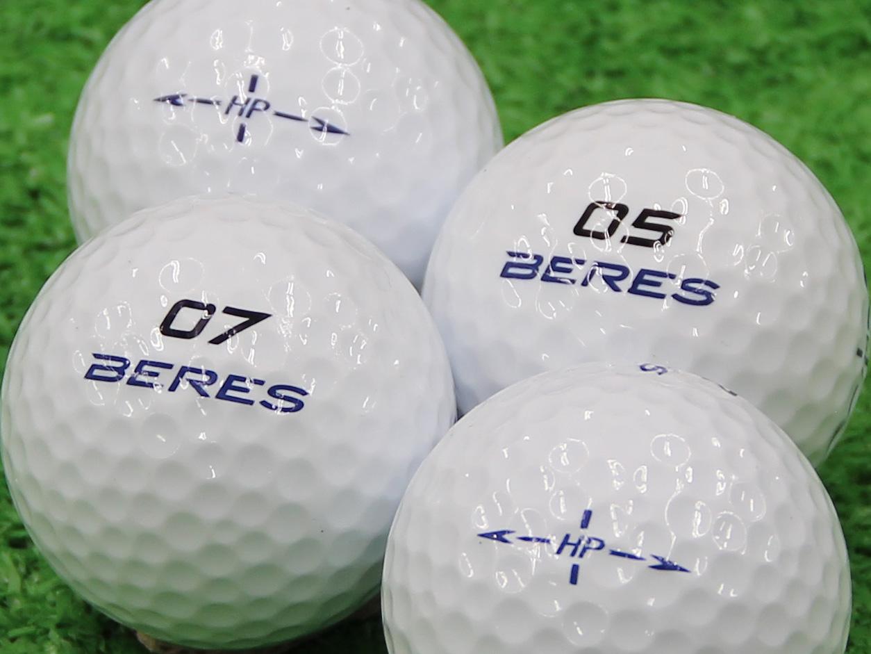 【Aランク】本間ゴルフ BERES(ベレス) HP 現行モデル 1個
