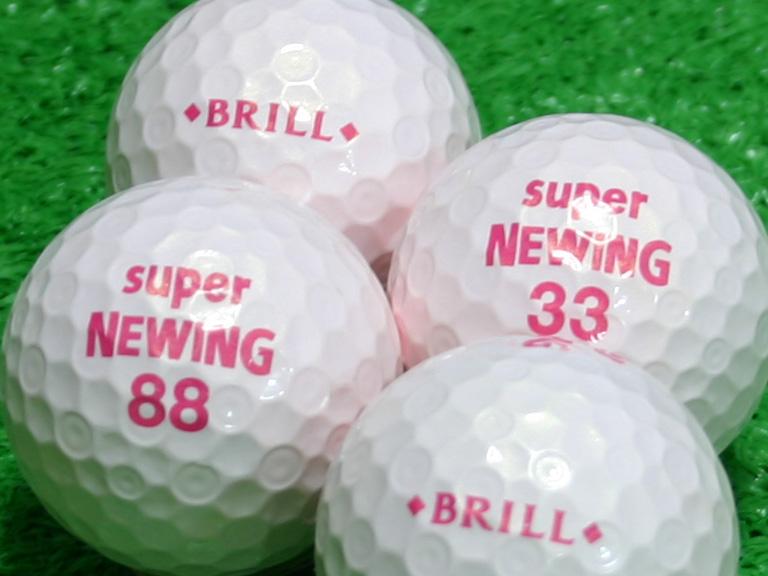 【Aランク】SUPER NEWING(スーパーニューイング) BRILL パールピンク 1個