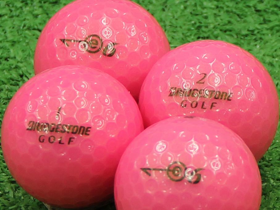 【Aランク】BRIDGESTONE GOLF(ブリヂストン) e6 ピンク 2013年モデル 1個