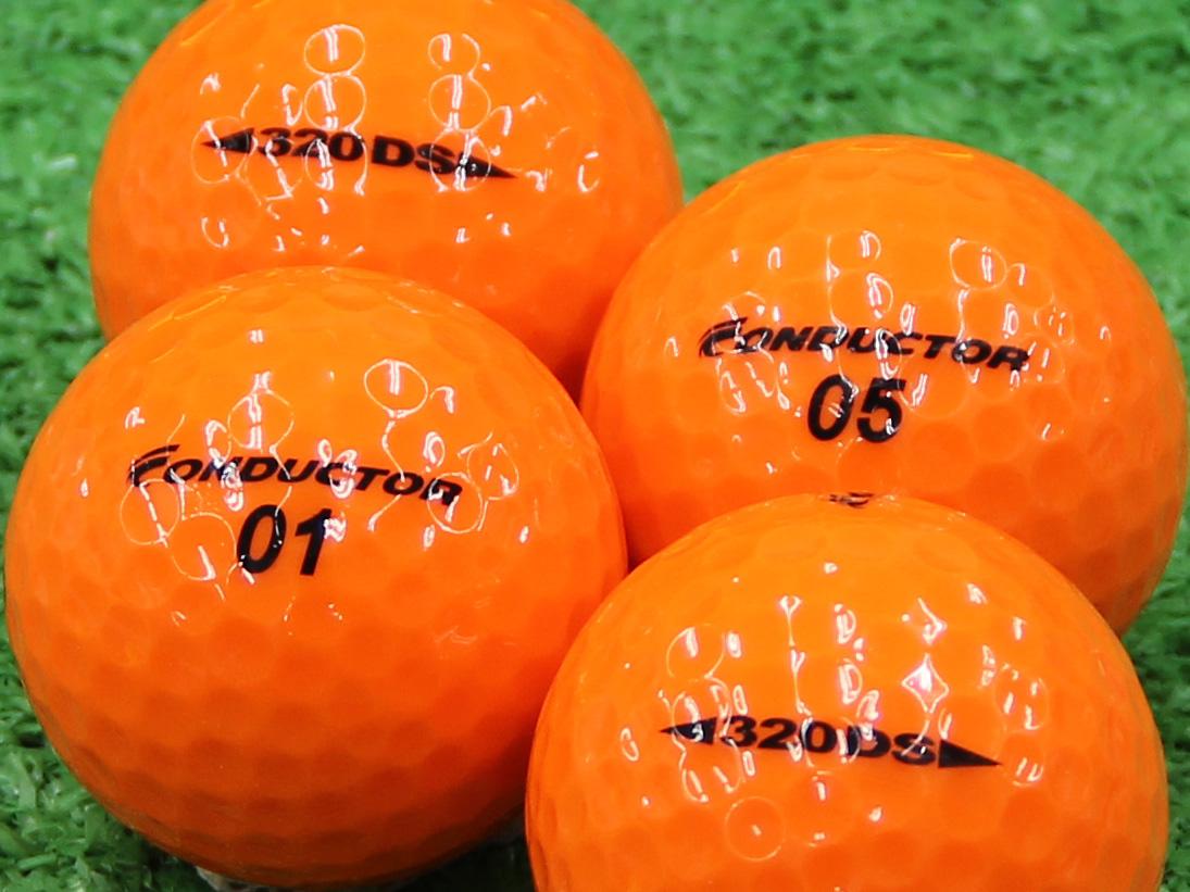 【Aランク】マルマンゴルフ CONDUCTOR 320DS オレンジ 1個