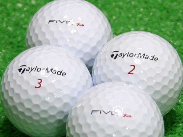 【Aランク】Taylor Made(テーラーメイド) FIVE TP 1個