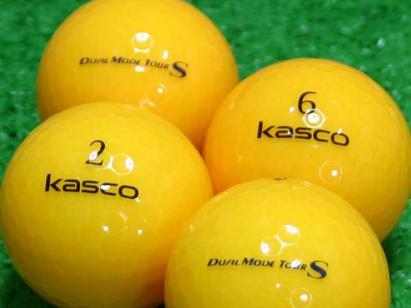 【Aランク】Kasco(キャスコ) KIRA  DUAL MODE TOUR S オレンジ 1個