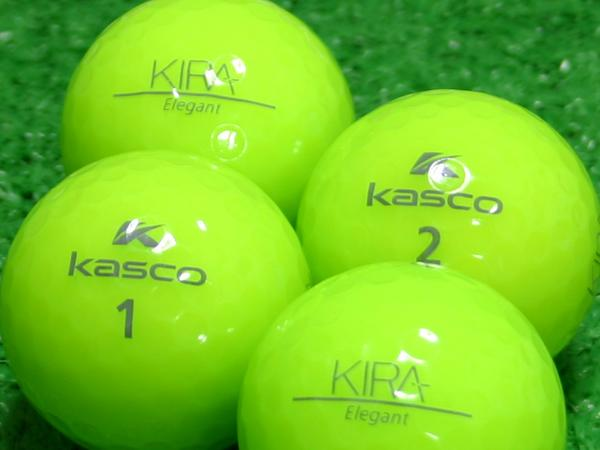 【Aランク】Kasco(キャスコ) KIRA Elegant ライム 1個