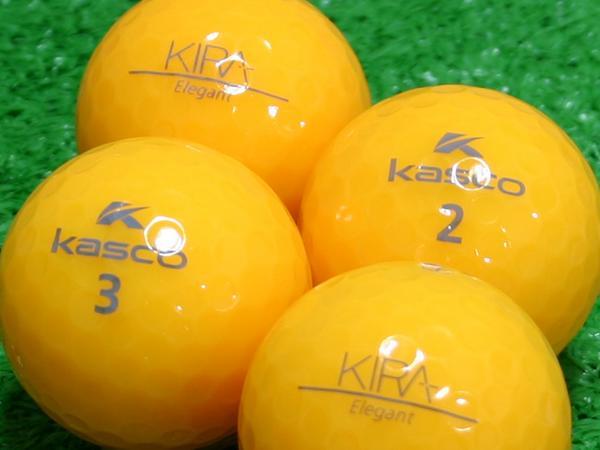 【Aランク】Kasco(キャスコ) KIRA Elegant オレンジ 1個