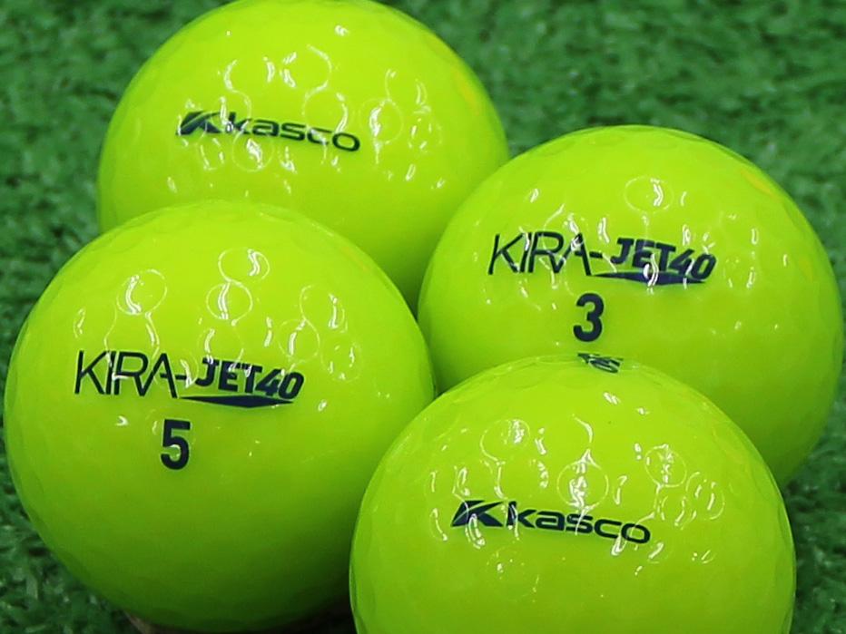 【Aランク】Kasco(キャスコ) KIRA JET40 ライム 2013年モデル 1個