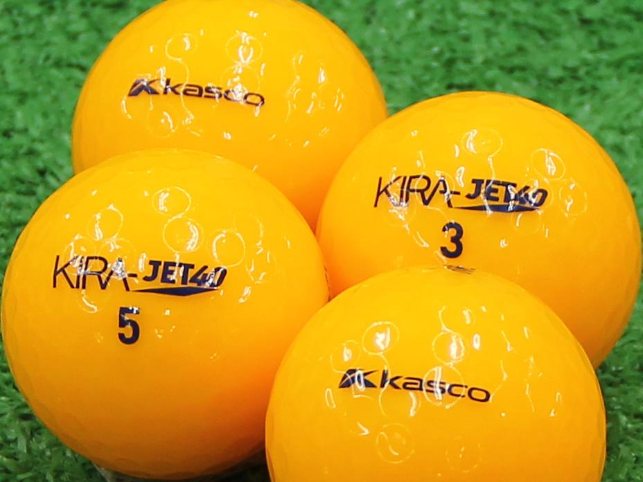 【Aランク】Kasco(キャスコ) KIRA JET40 オレンジ 2013年モデル 1個
