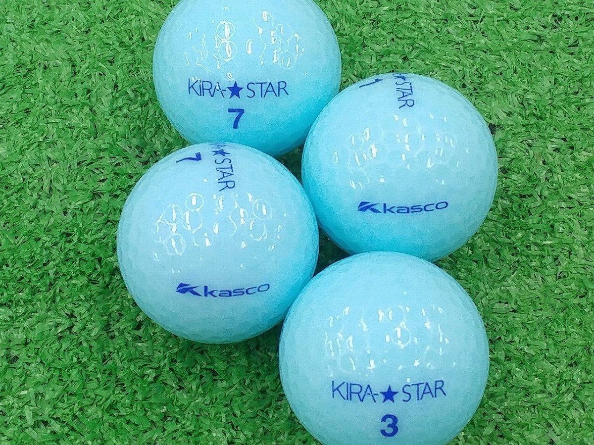 【Aランク】Kasco(キャスコ) KIRA★STAR アクア 2015年モデル 1個