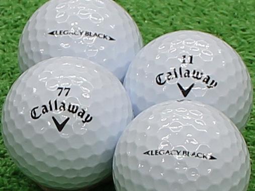 【Aランク】Callaway(キャロウェイ) LEGACY BLACK 2013年モデル 1個
