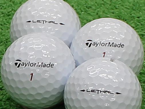 【Aランク】Taylor Made(テーラーメイド) LETHAL(リーサル) 2013年モデル 1個