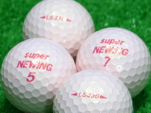 【Aランク】SUPER NEWING(スーパーニューイング) LS330 パールピンク 1個