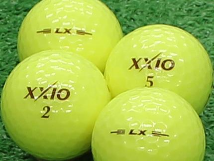 【Aランク】XXIO(ゼクシオ) XXIO LX プレミアムパッションイエロー 1個