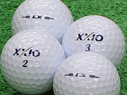 【Aランク】XXIO(ゼクシオ) XXIO LX ホワイト 1個