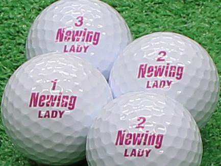 【Aランク】Newing(ニューイング) LADY ホワイト 1個