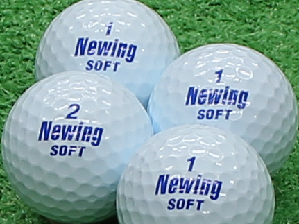 【Aランク】Newing(ニューイング) SOFT カラフルブルー 1個