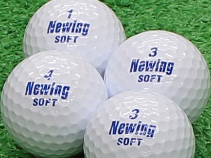【Aランク】Newing(ニューイング) SOFT ホワイト 1個