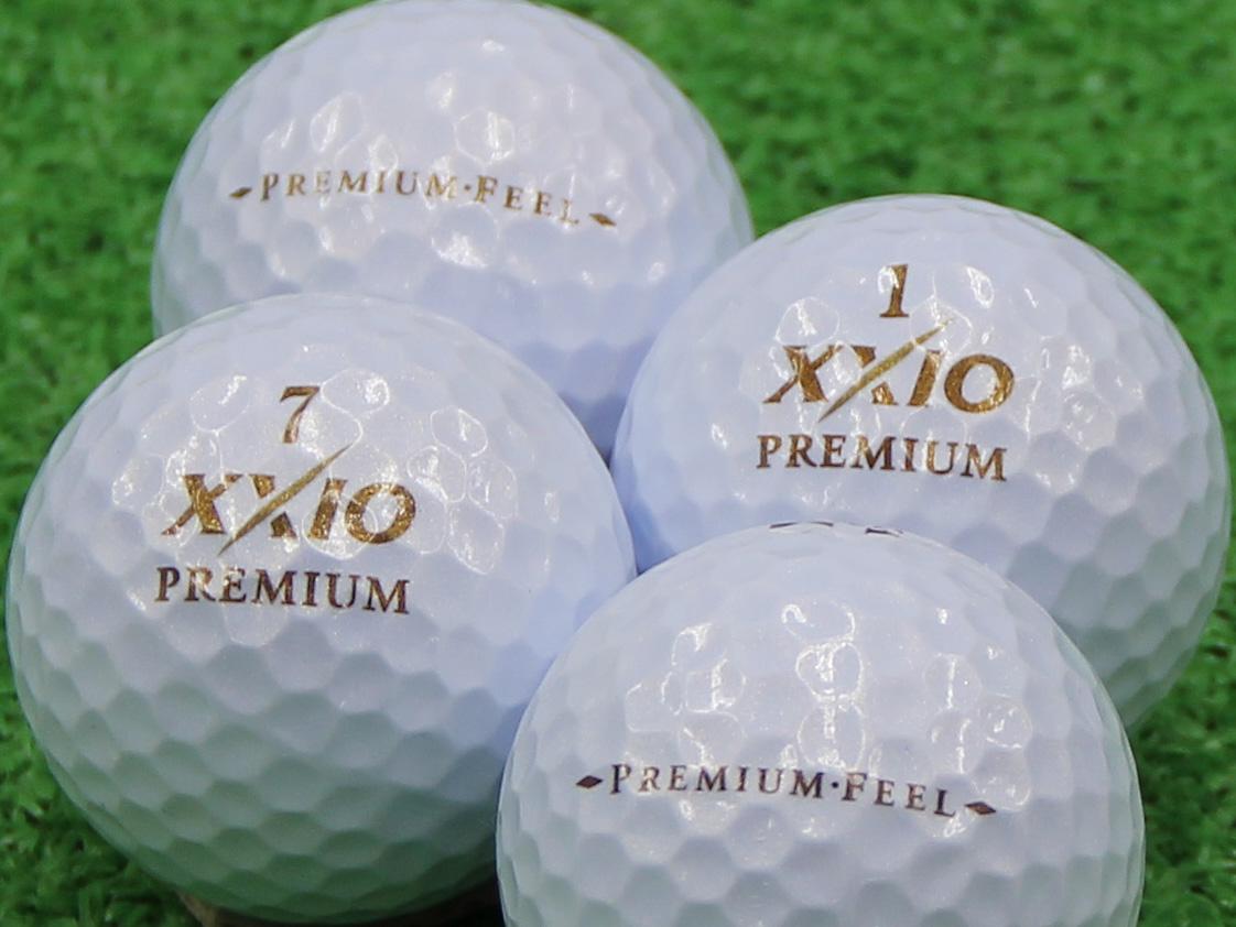 【Aランク】XXIO(ゼクシオ) PREMIUM FEEL ロイヤルゴールド 2014年モデル 1個