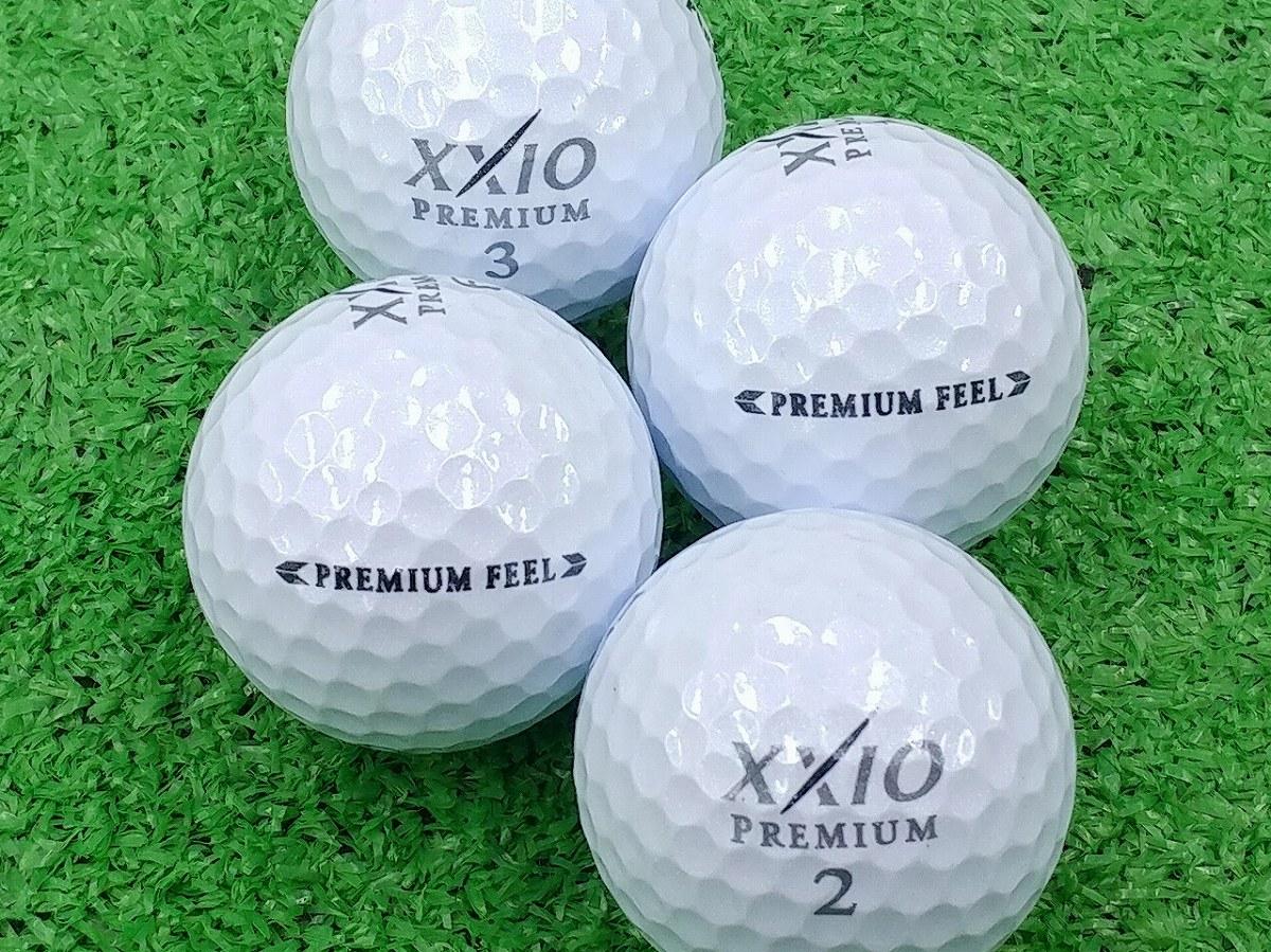 【Aランク】XXIO(ゼクシオ) PREMIUM FEEL ロイヤルプラチナ 2016年モデル 1個