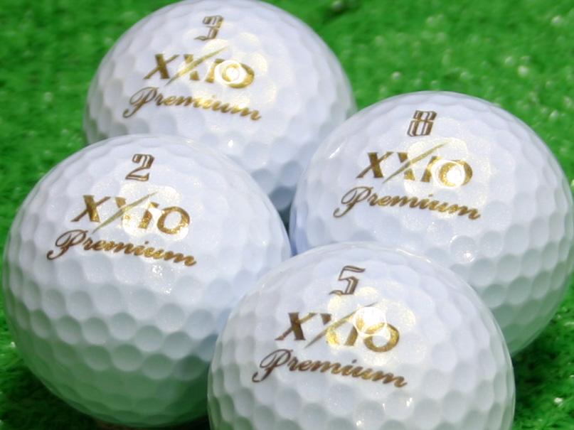【Aランク】XXIO(ゼクシオ) Premium ロイヤルゴールド 1個
