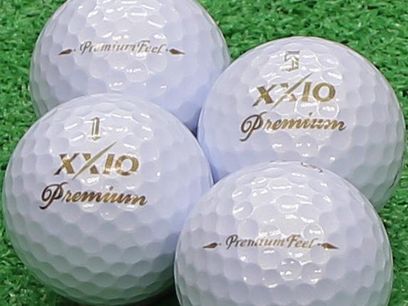 【Aランク】XXIO(ゼクシオ) Premium feel  ロイヤルゴールド 2012年モデル 1個