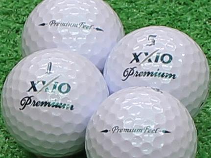【Aランク】XXIO(ゼクシオ) Premium feel  ロイヤルグリーン 2012年モデル 1個