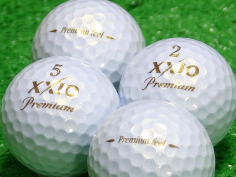 【Aランク】XXIO(ゼクシオ) Premium feel  ロイヤルゴールド 2010年モデル 1個