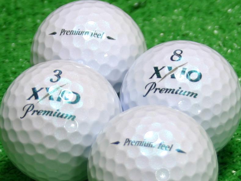 【Aランク】XXIO(ゼクシオ) Premium feel  ロイヤルグリーン 2010年モデル 1個