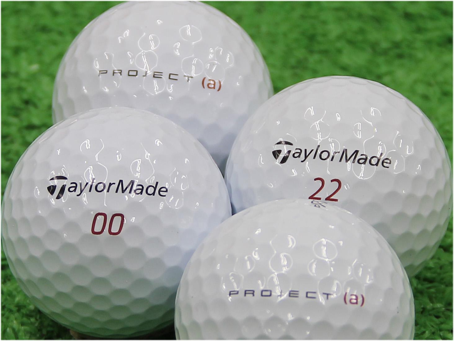 【Aランク】Taylor Made(テーラーメイド) PROJECT(a) 2014年モデル 1個
