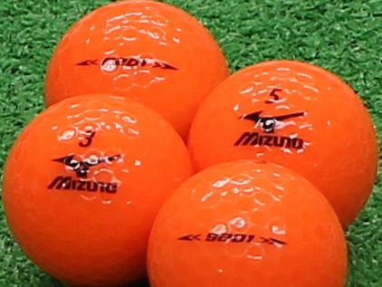 【Aランク】ミズノ S201 オレンジ 2012年モデル 1個