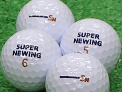 【Aランク】SUPER NEWING(スーパーニューイング) 2011年モデル ホワイト 1個
