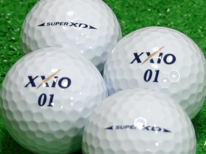 【Aランク】XXIO(ゼクシオ) SUPER XD ネイビー 1個