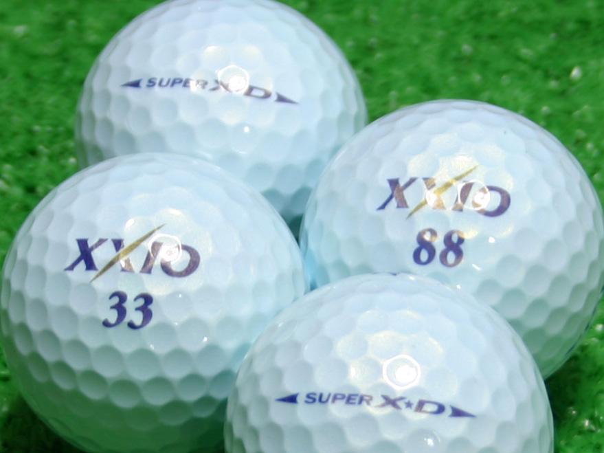 【Aランク】XXIO(ゼクシオ) SUPER XD プレミアムブルー 1個