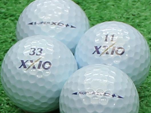 【Aランク】XXIO(ゼクシオ) SUPER XD PLUS プレミアムブルー 1個
