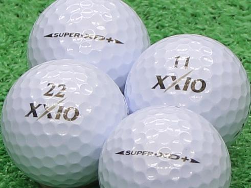 【Aランク】XXIO(ゼクシオ) SUPER XD PLUS プレミアムホワイト 1個