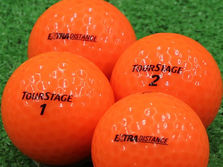 【Aランク】ツアーステージ EXTRA DISTANCE オレンジ 2014年モデル 1個
