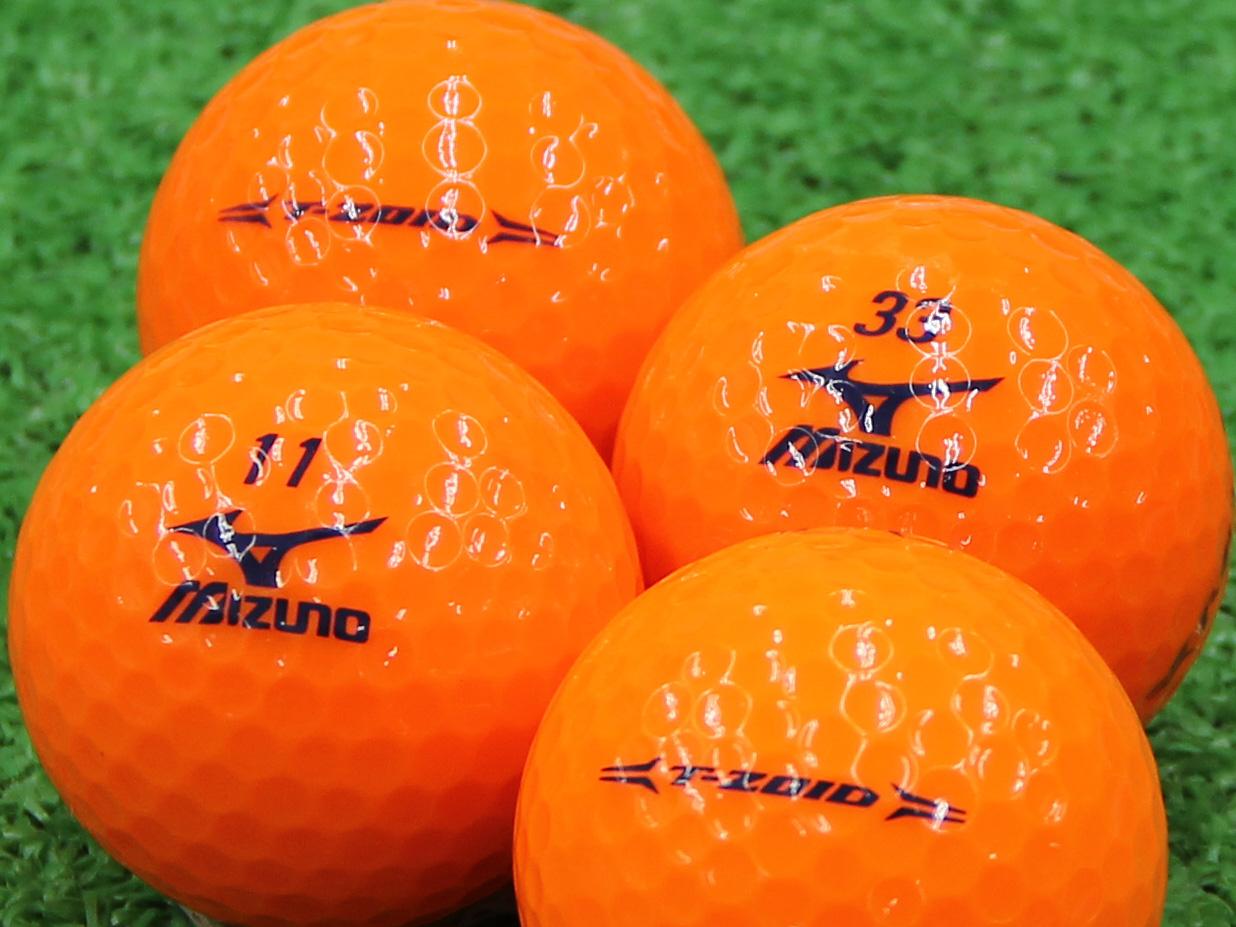【Aランク】ミズノ T-ZOID オレンジ 2013年モデル 1個