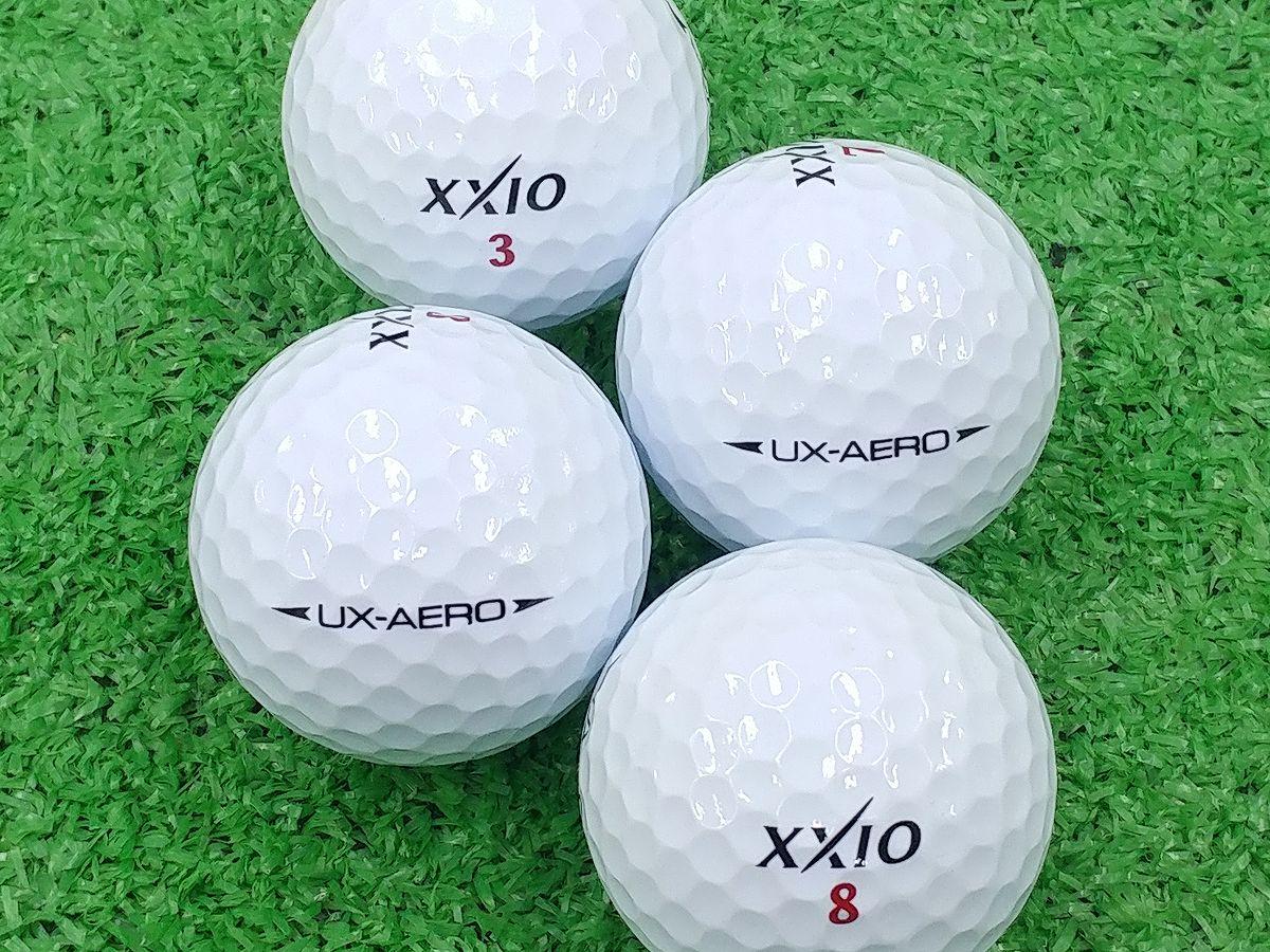 【Aランク】XXIO(ゼクシオ) UX-AERO ホワイト 2016年モデル 1個