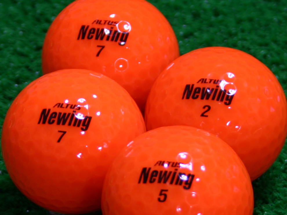 【Aランク】Newing(ニューイング) ビビッドニューイング ビビッドオレンジ 1個