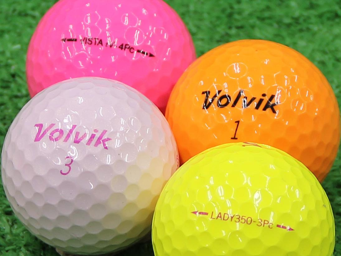 【Aランク】Volvik(ボルビック) カラー混合 1個