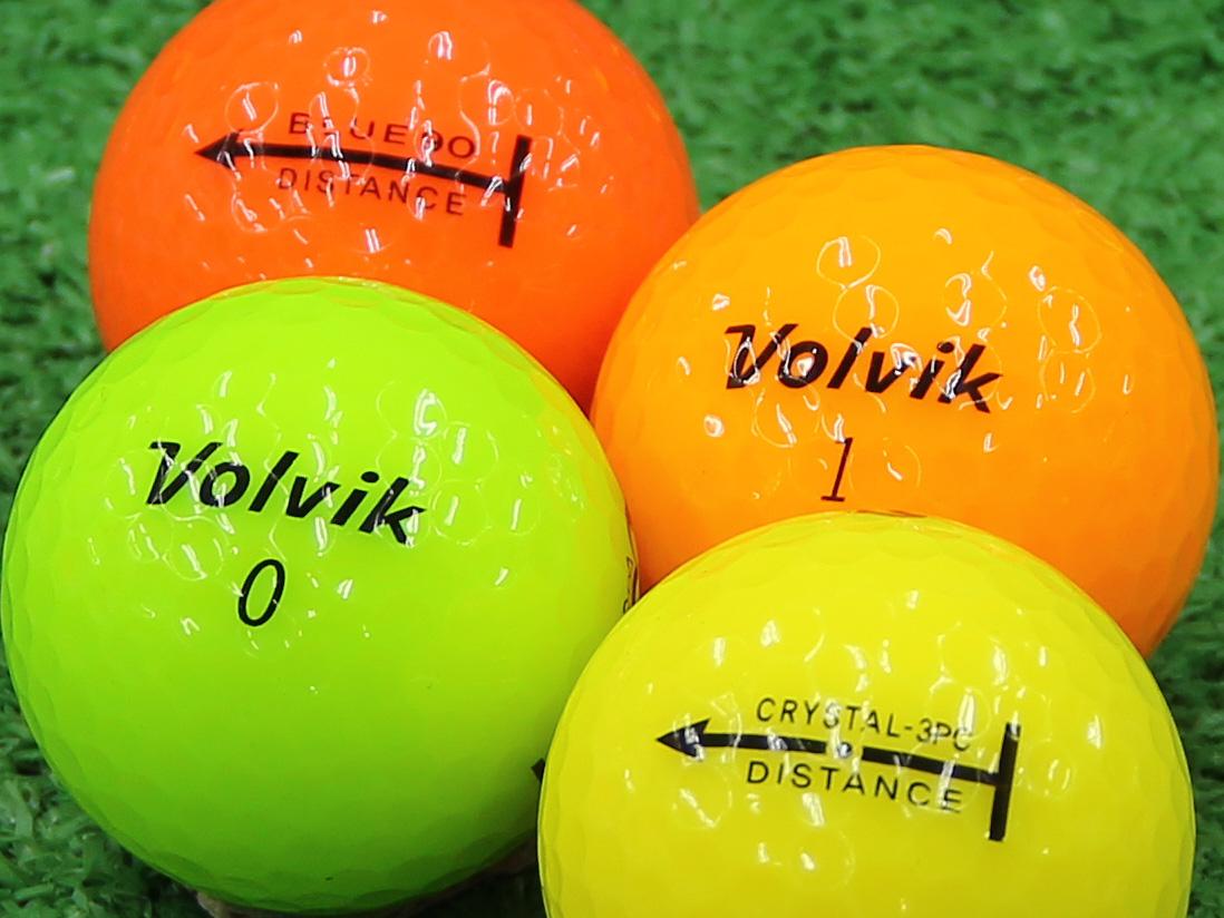 【Aランク】Volvik(ボルビック) クリスタルカラー混合 1個