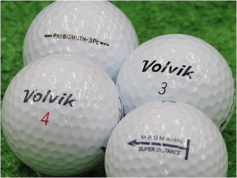 【Aランク】Volvik(ボルビック) ホワイト混合 1個