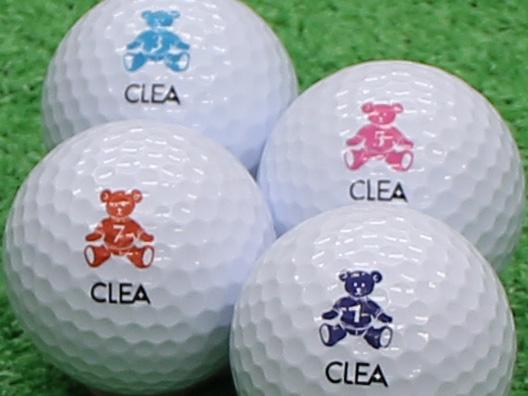 【Aランク】Wilson BEAR CLEA ホワイト 1個