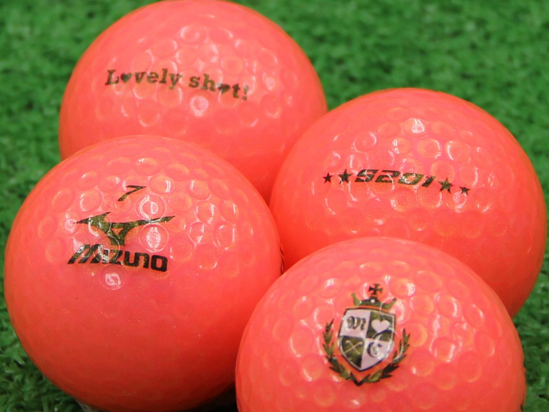 【Aランク】ミズノ CROSS EIGHT S201 ピンク 2012年モデル 押切もえコレクション 1個