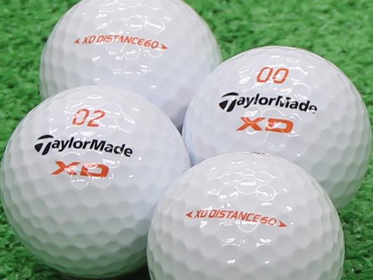 【Aランク】Taylor Made(テーラーメイド) XD DISTANCE60 1個