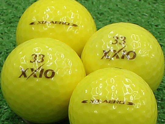 【Aランク】XXIO(ゼクシオ) XD-AERO プレミアムパッションイエロー 1個