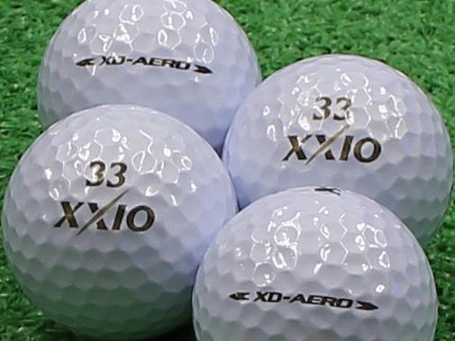 【Aランク】XXIO(ゼクシオ) XD-AERO プレミアムホワイト 1個