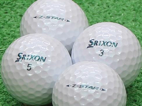 【Aランク】SRIXON(スリクソン) Z-STAR ロイヤルグリーン 2011年モデル 1個