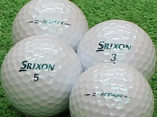 【Aランク】SRIXON(スリクソン) Z-STAR ロイヤルグリーン 2013年モデル 1個