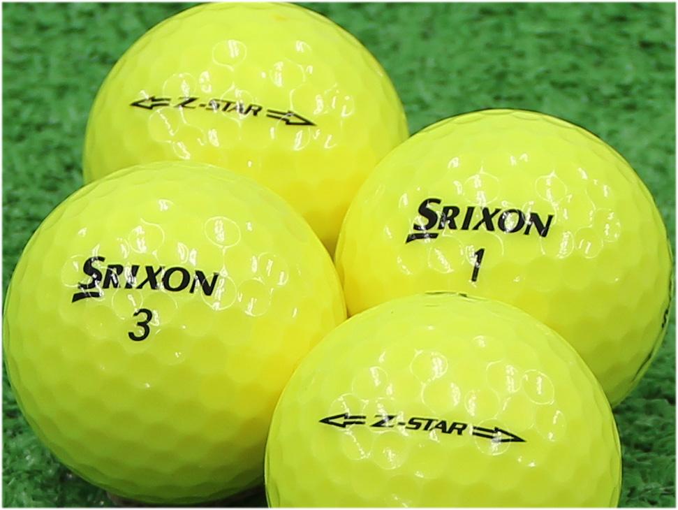 【Aランク】SRIXON(スリクソン) Z-STAR プレミアムパッションイエロー 2015年モデル 1個