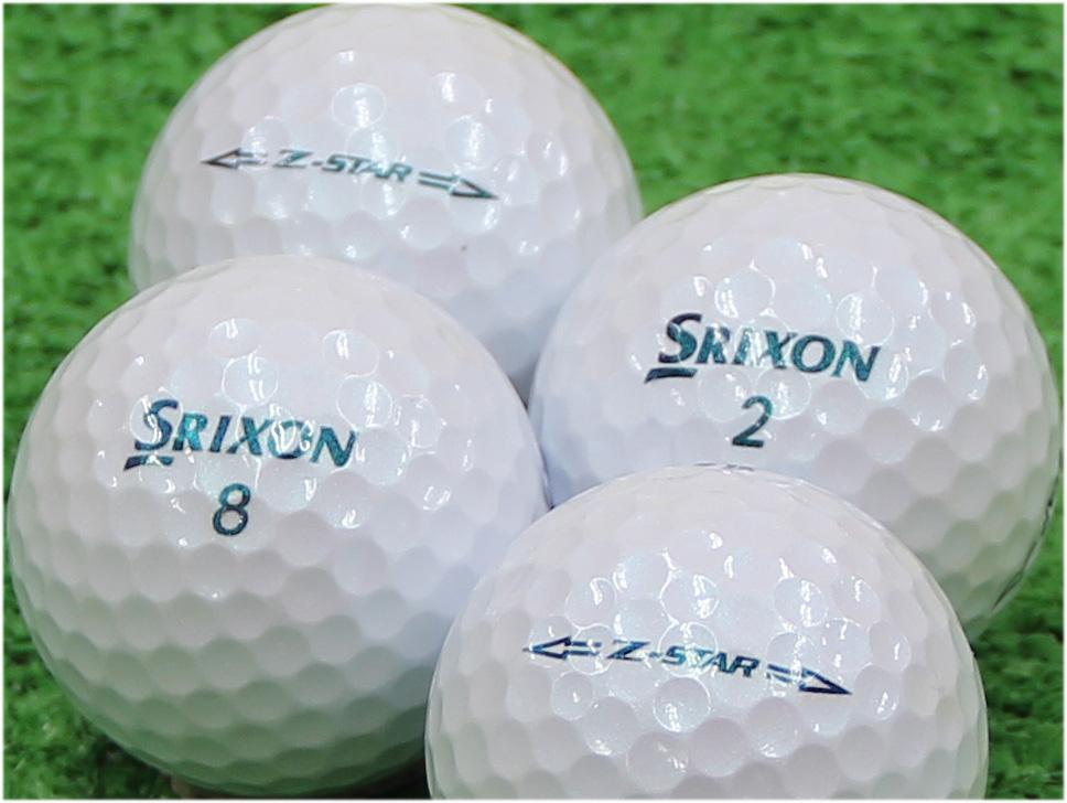【Aランク】SRIXON(スリクソン) Z-STAR ロイヤルグリーン 2015年モデル 1個