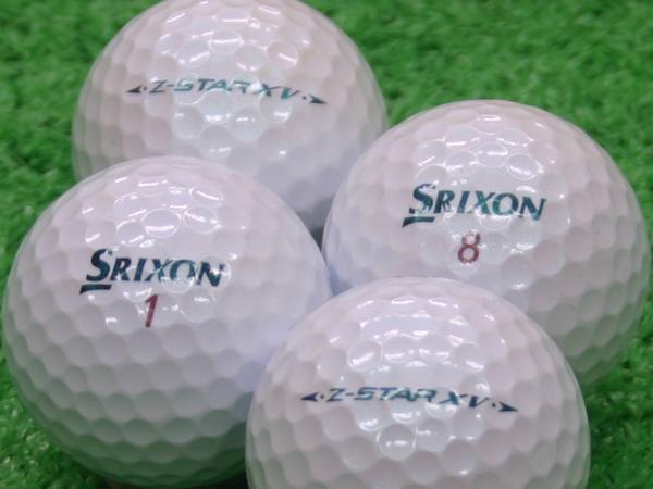 【Aランク】SRIXON(スリクソン) Z-STAR XV ロイヤルグリーン 2011年モデル 1個